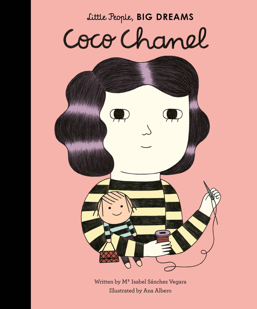 Coco Chanel (Little People, Big Dreams)