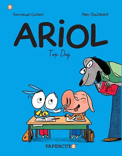 "Ariol #7: ""Top Dog"""
