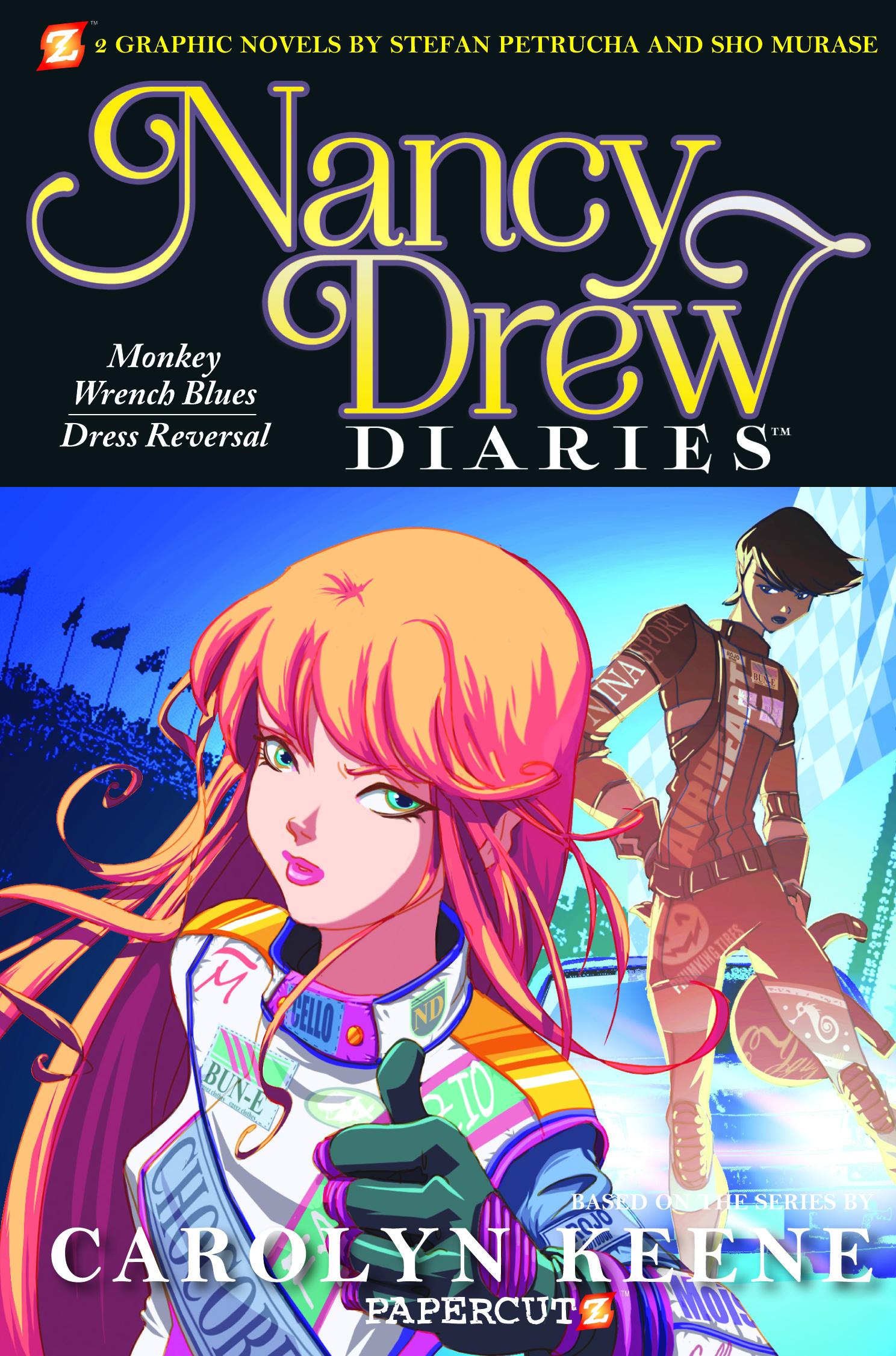 Nancy Drew Diaries #6