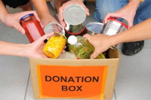 'Food for Fines' Turns Library Late Fees into Charity