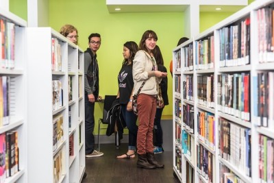Public Libraries Build New Spaces for Teens