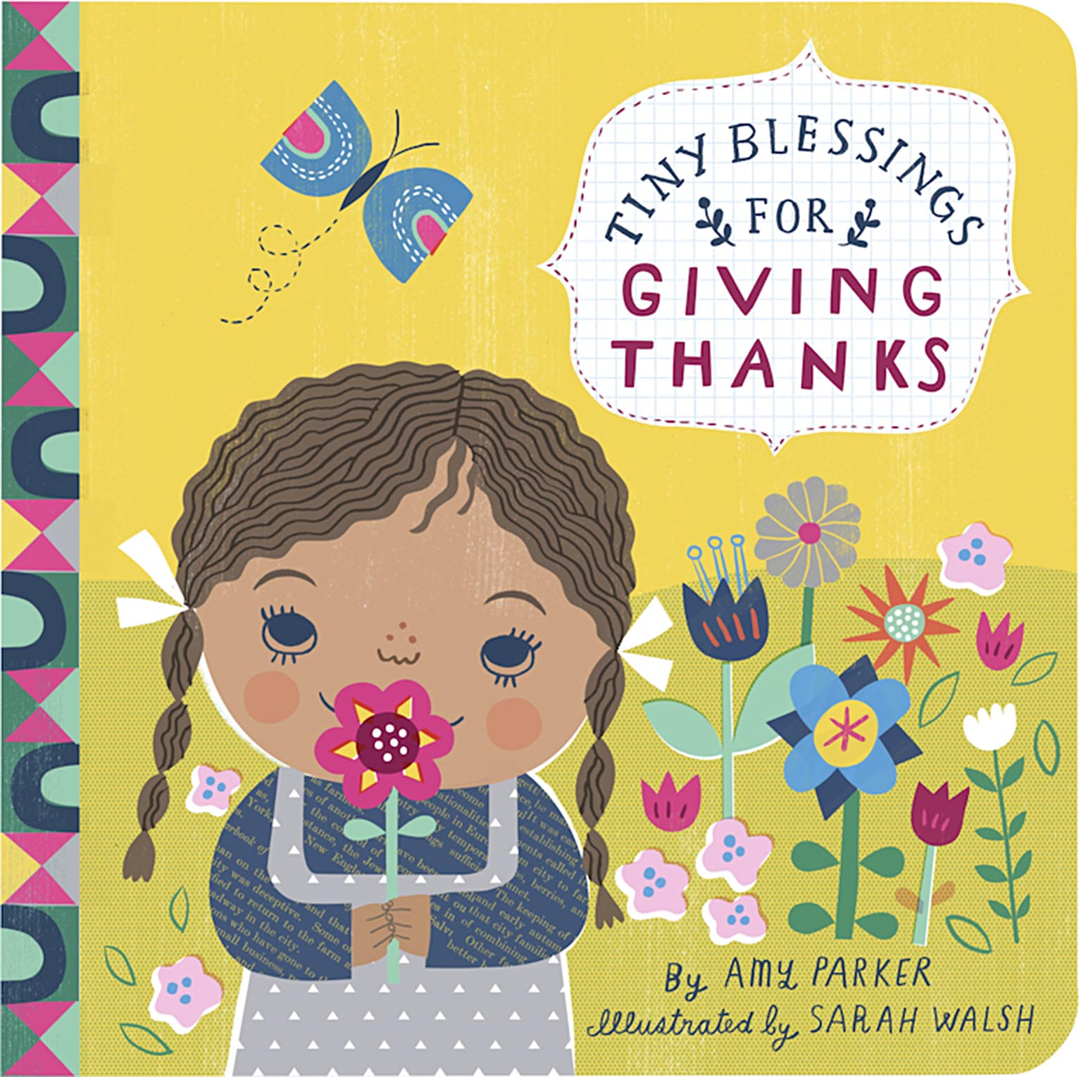 Tiny Blessings: For Giving Thanks