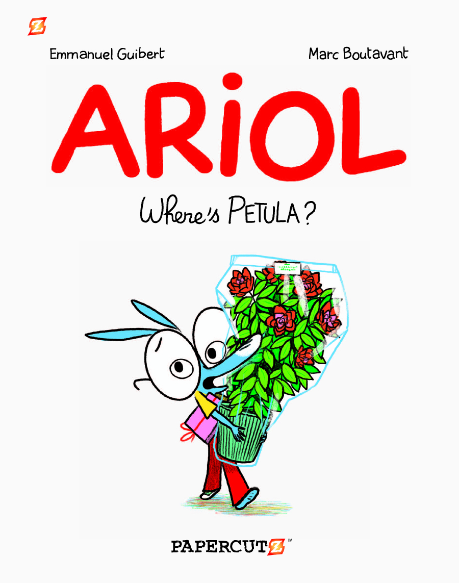 Ariol: Where's Petula?