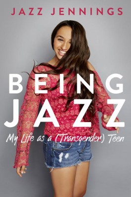 Jazz Jennings, Teen and Transgender Advocate, to Publish Memoir With Crown Books For Young Readers in June 2016