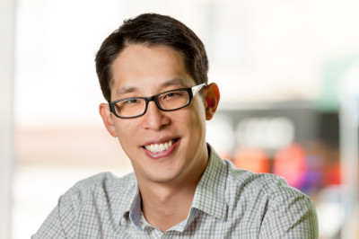 Meet Gene Luen Yang, the 5th National Ambassador for Young People's Literature!