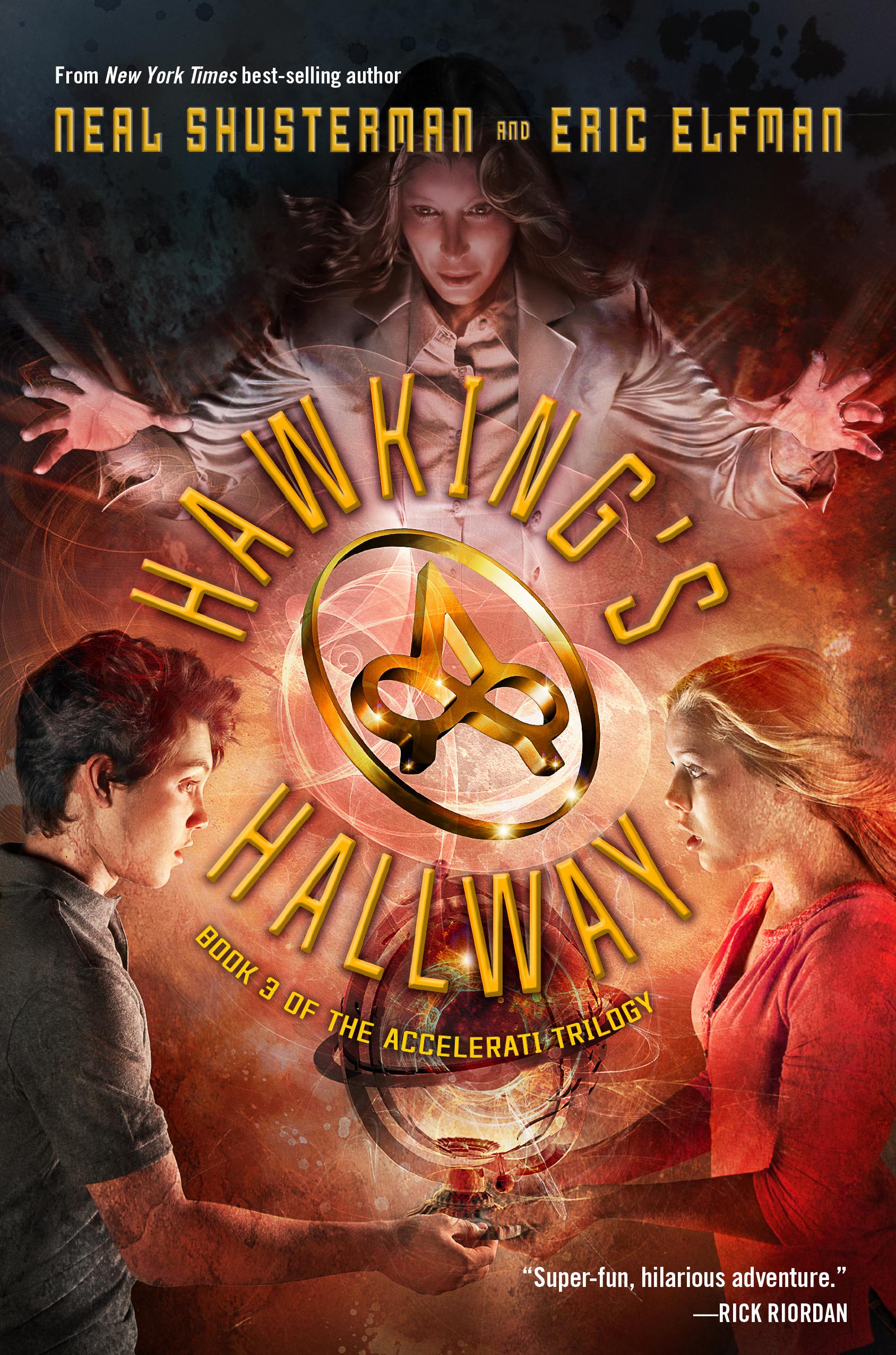 The Accelerati Trilogy, Book Three: Hawking's Hallway