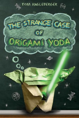 Origami Yoda by Tom Angleberger Makes Its Humble Debut