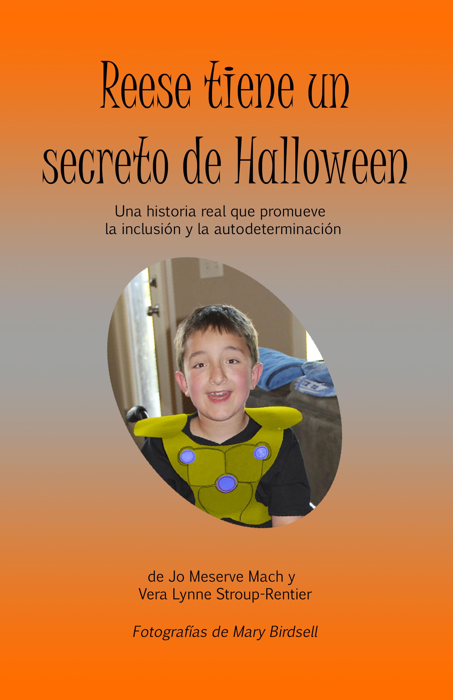 Reese tiene un secreto de Halloween