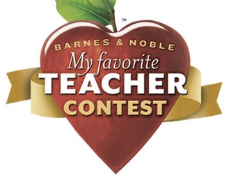 Barnes & Noble Holds 'My Favorite Teachers' Contest