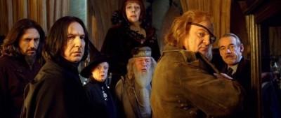 Remembering Harry Potter Star Alan Rickman