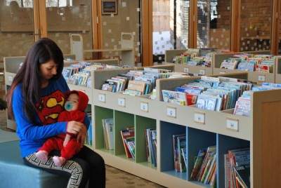 How Libraries Support Teen Parents