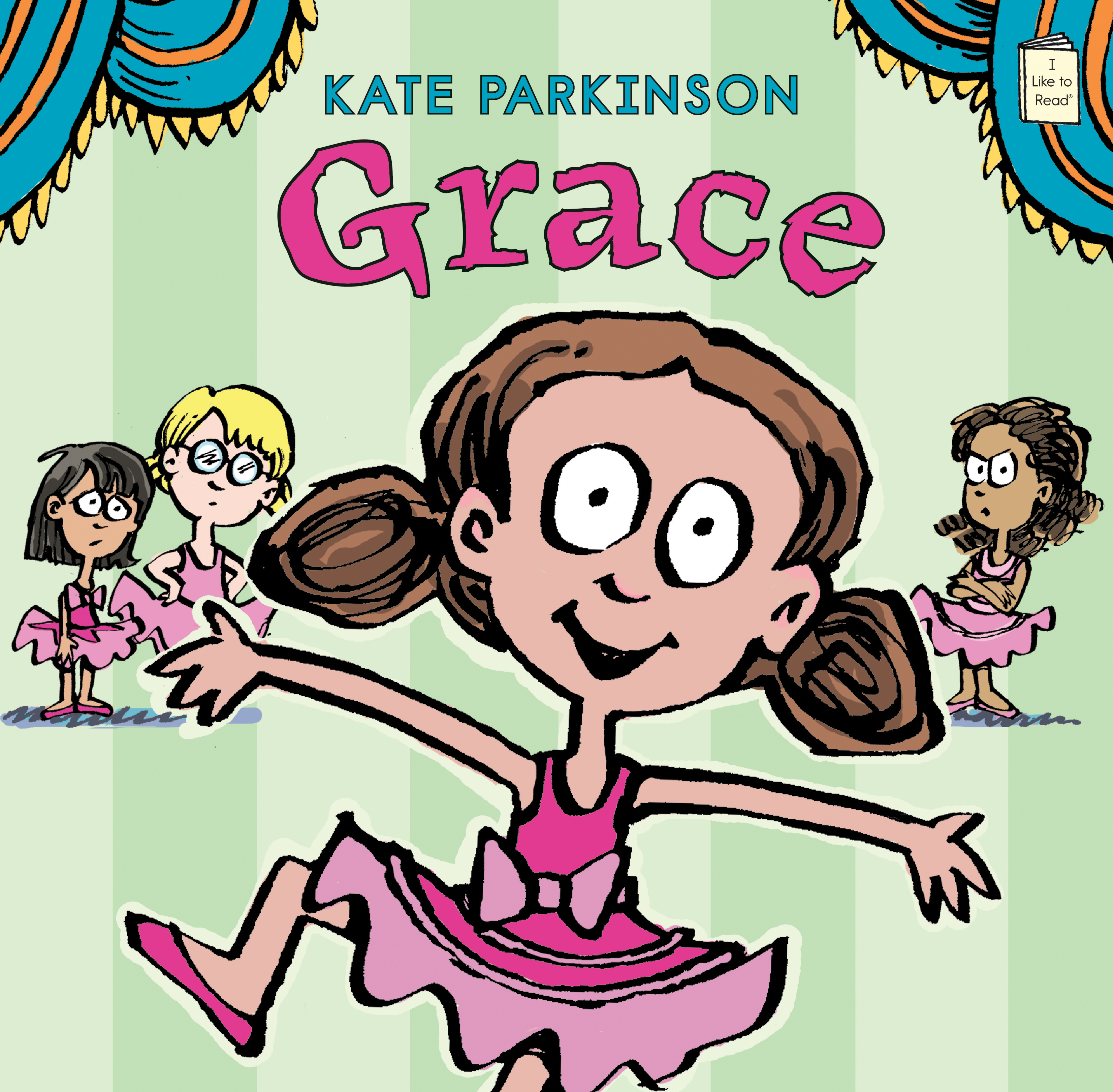 Grace: An I Like to Read® Book