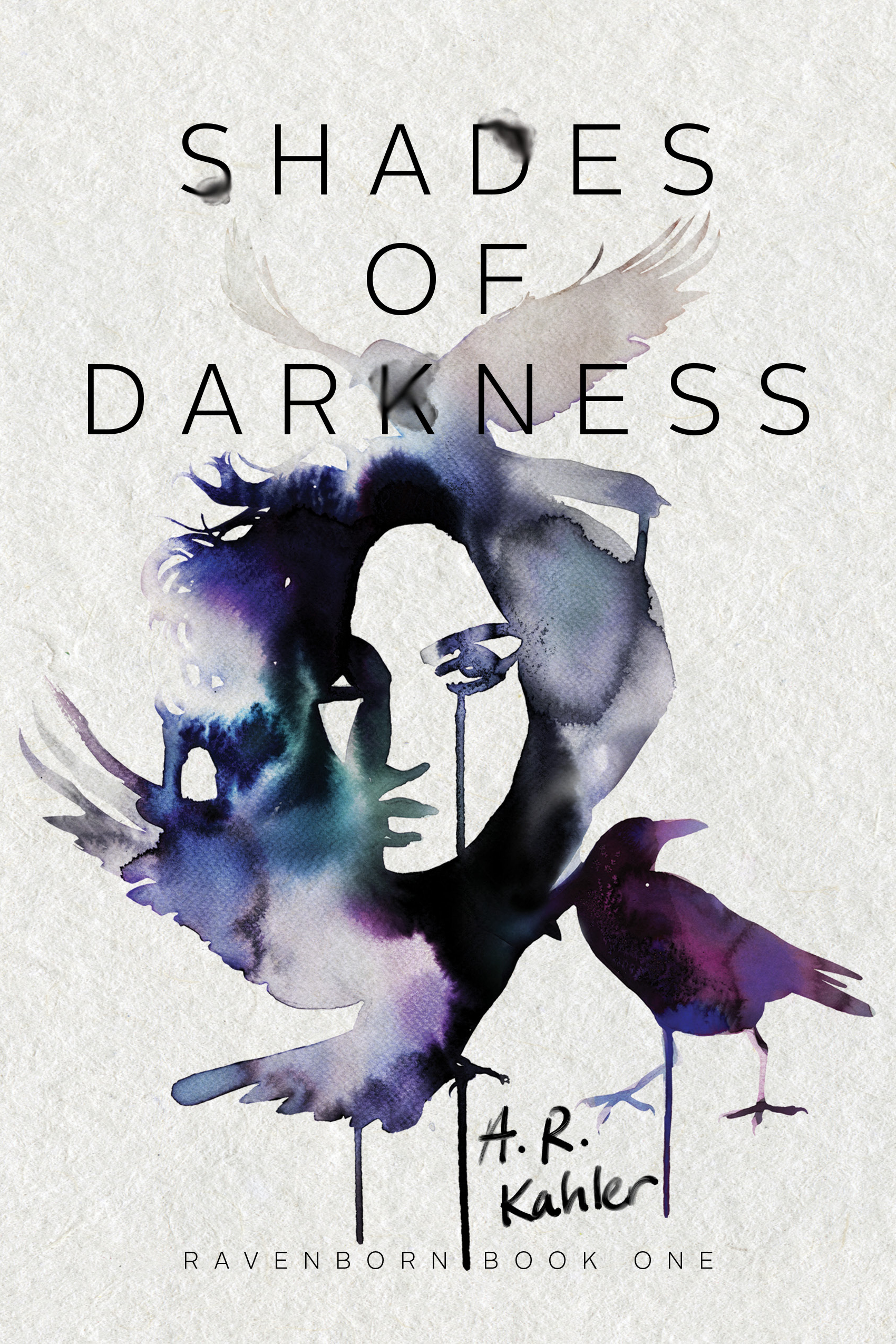 Shades of Darkness: Ravenborn #1