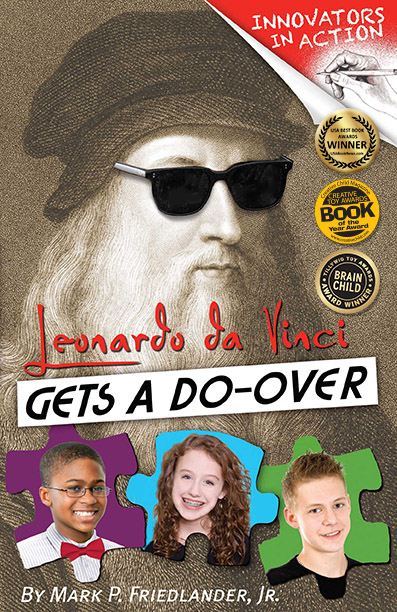 Innovators in Action: Leonardo da Vinci Gets a Do-Over