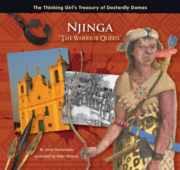 """Njinga: """"The Warrior Queen"""""""