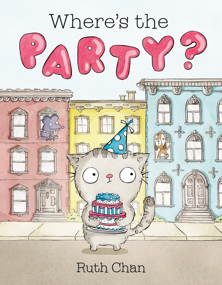Georgie and Friends: Where's the Party?
