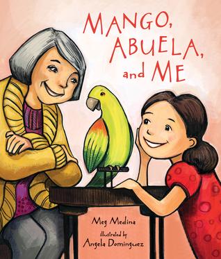 #DrawingDiversity: 'Mango, Abuela, and Me' illustrated by Angela Dominguez