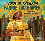 #DrawingDiversity: 'Voice of Freedom' illustrated by Ekua Holmes
