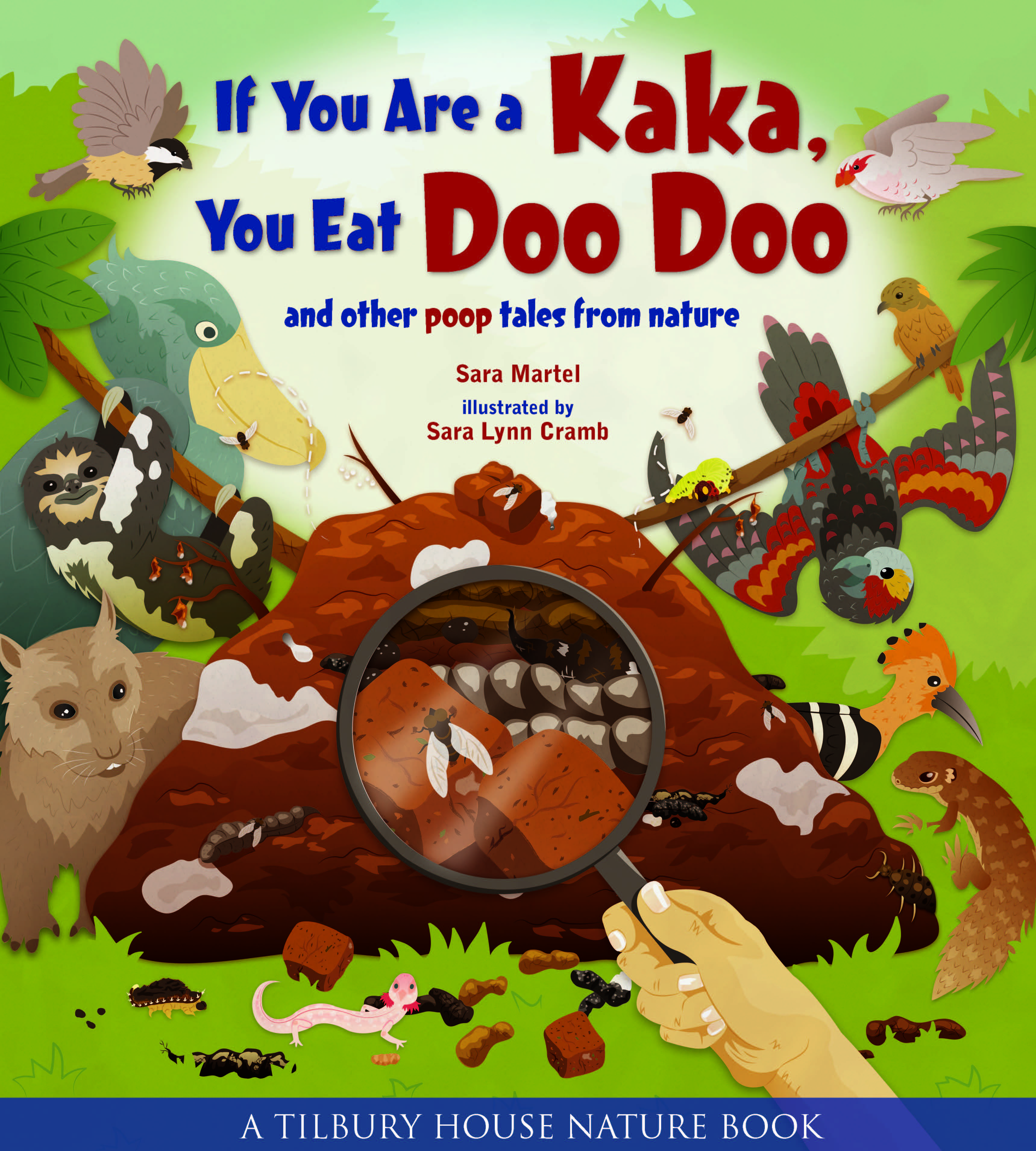 If You Are a Kaka, You Eat Doo Doo
