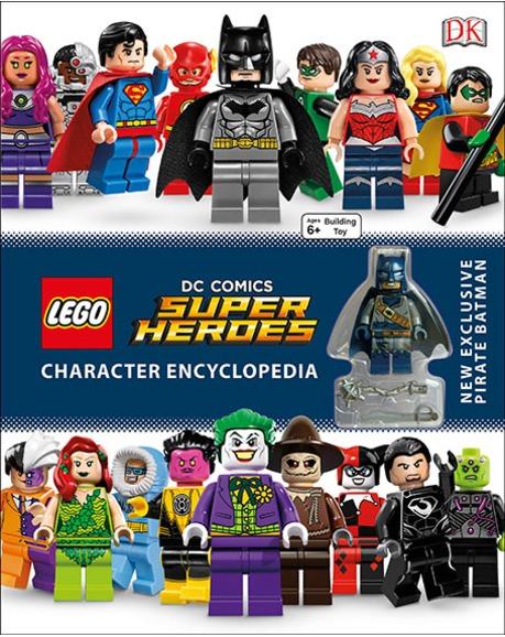 LEGO® DC Comics™ Character Encyclopedia