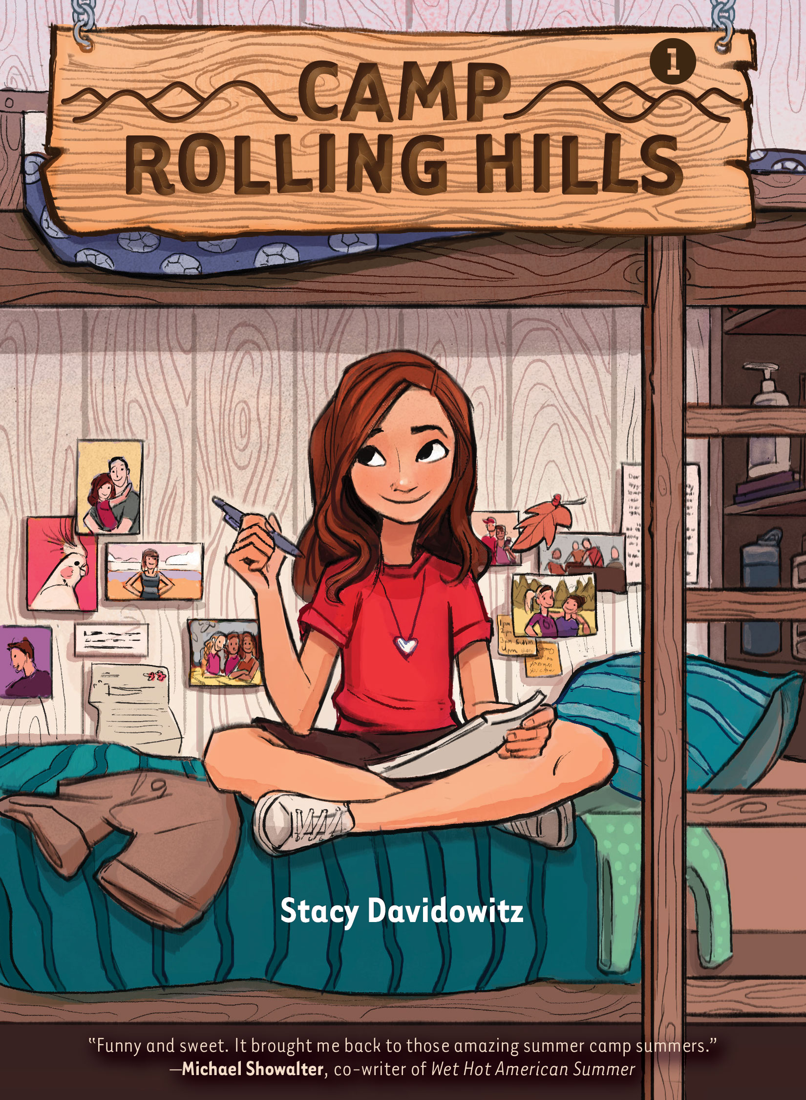 Camp Rolling Hills, Book One