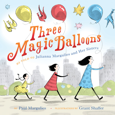 Three Magic Balloons