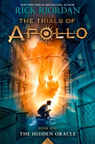 The Trials of Apollo: The Hidden Oracle (Book 1)