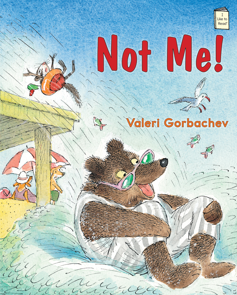 Not Me!: An I Like to Read® Book