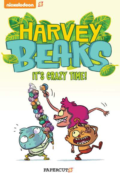 "Harvey Beaks #2: ""It's Crazy Time"""