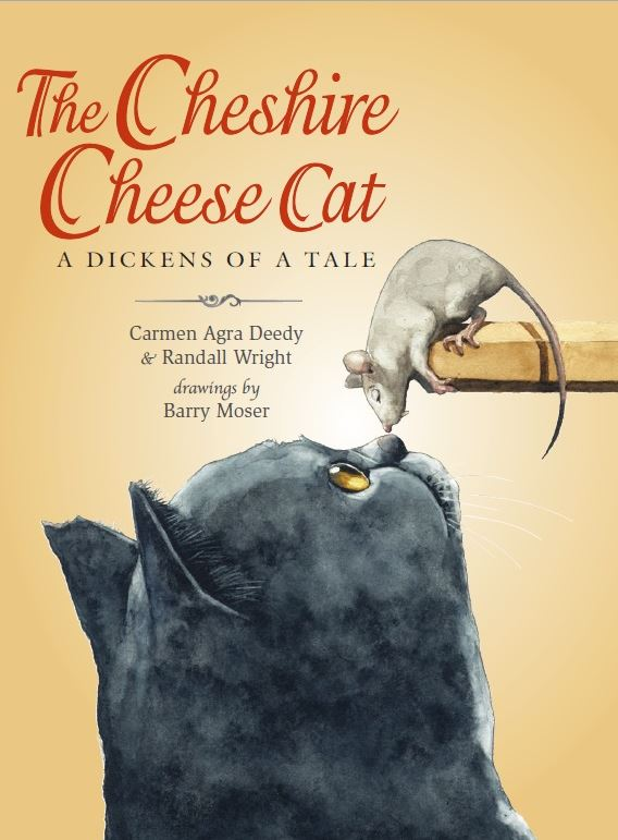 Cheshire Cheese Cat: A Dickens Tale