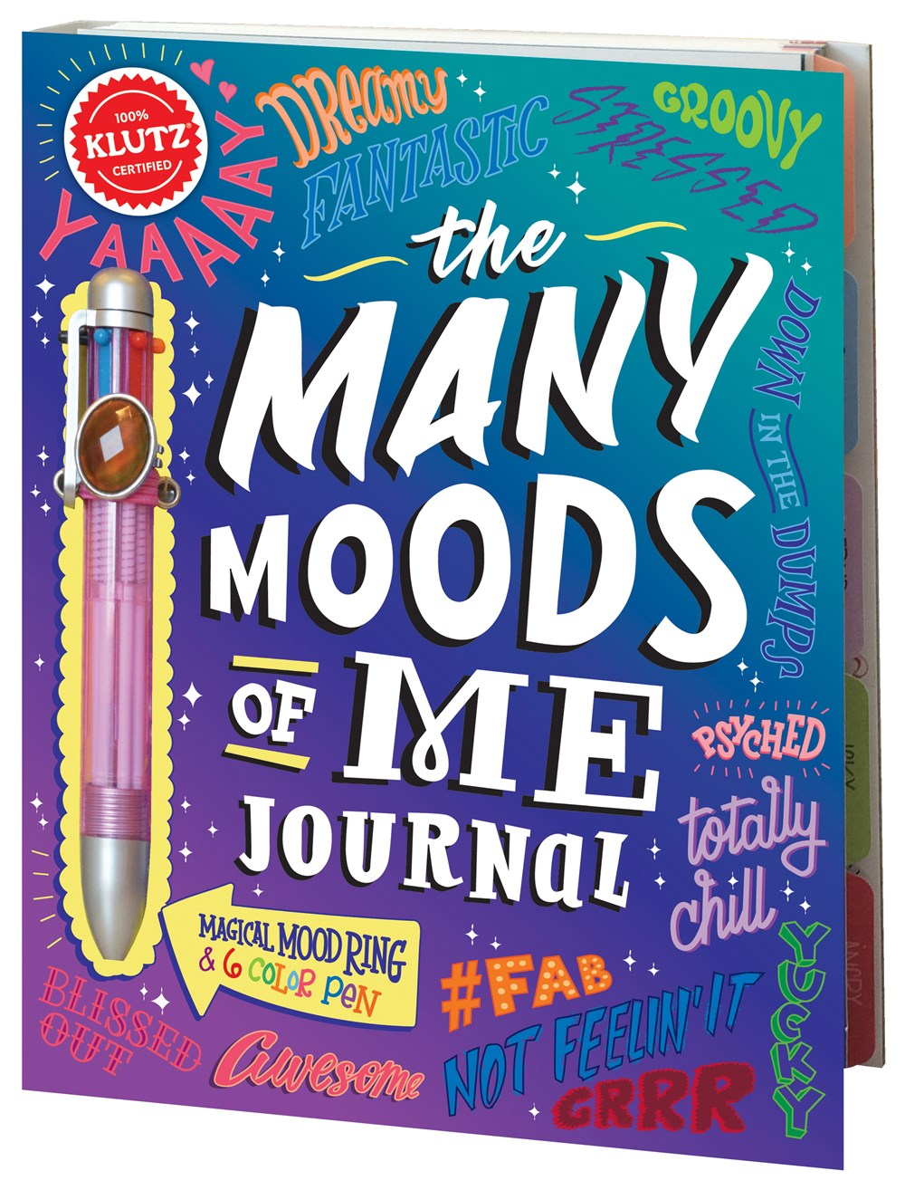 The Many Moods of Me Journal | Children\u0027s Book Council