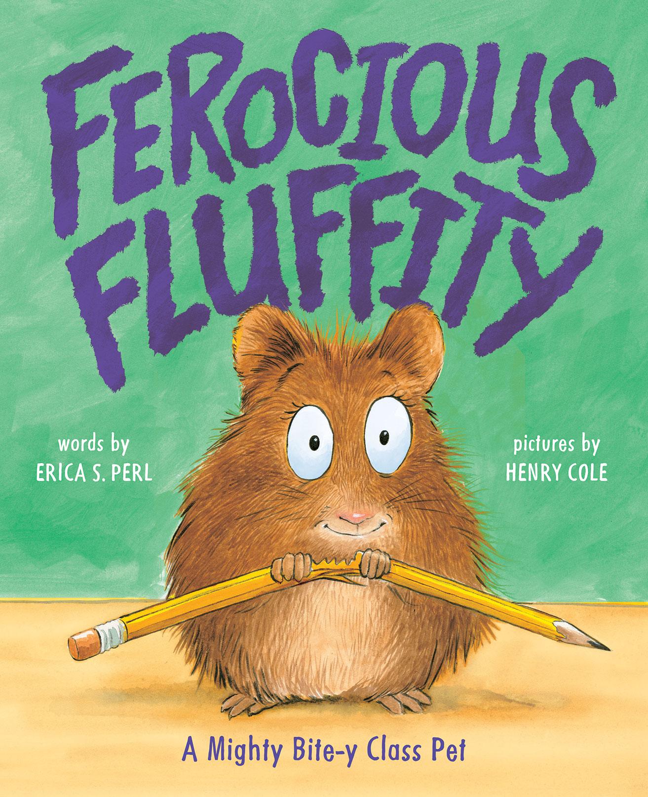 Ferocious Fluffy