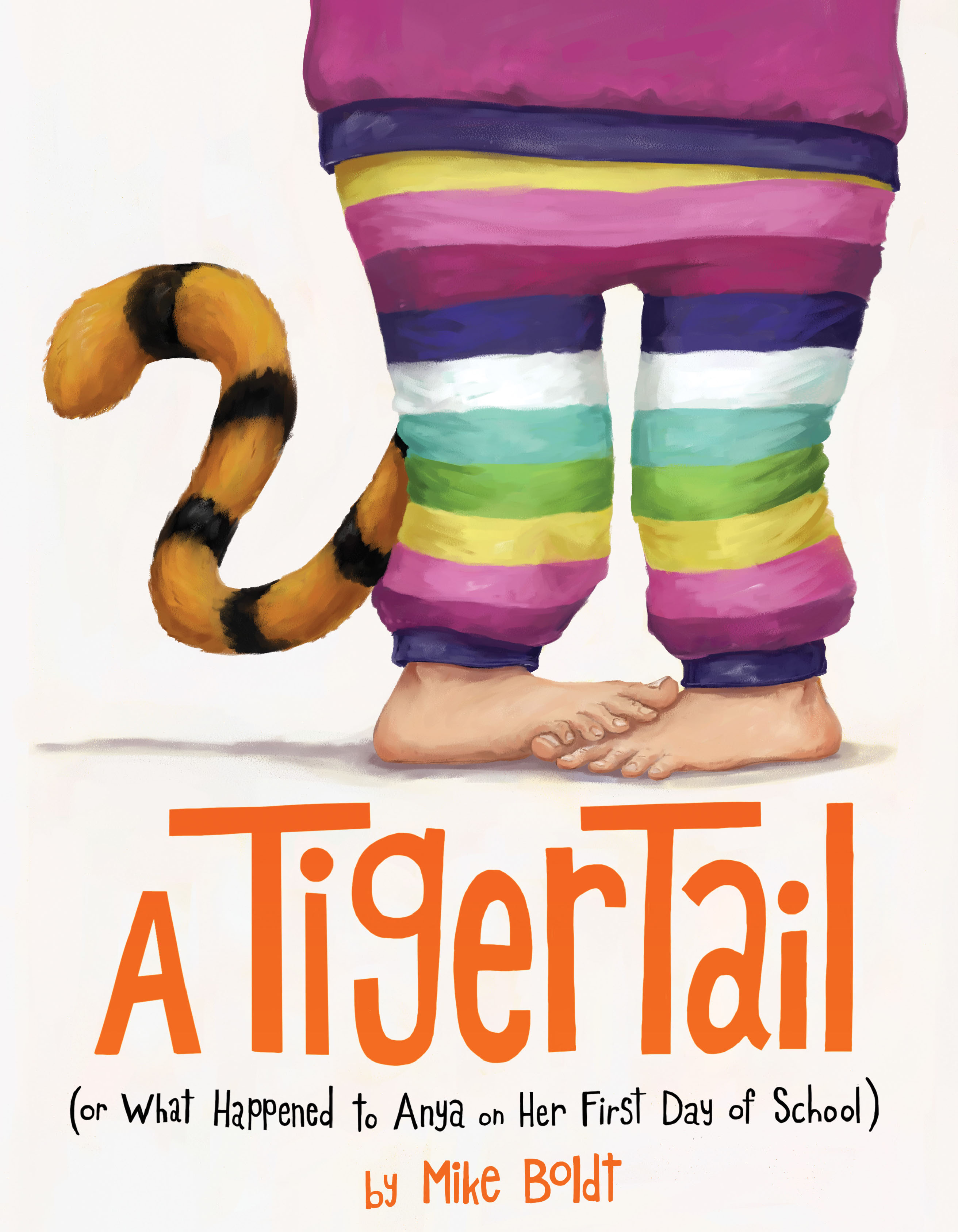 A Tiger Tail (Or What Happened to Anya on Her First Day of School)