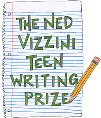 2016 Ned Vizzini Teen Literary Prize Announced