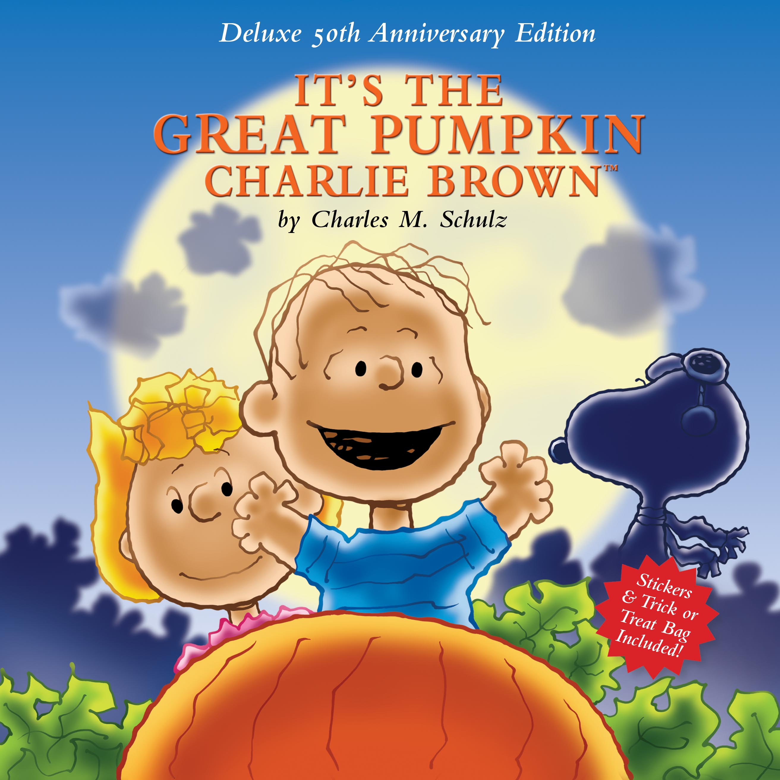 It's The Great Pumpkin, Charlie Brown: 50th Anniversary Edition