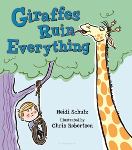 Giraffes Ruin Everything