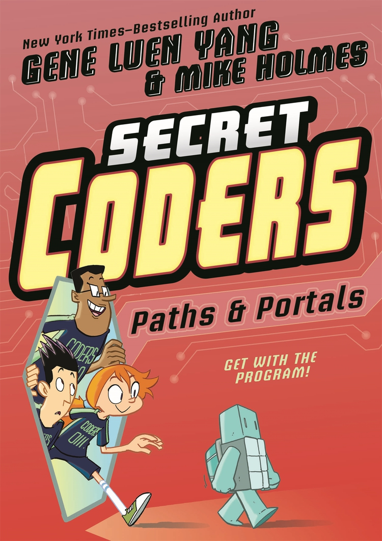 Paths and Portals (Secret Coders #2)