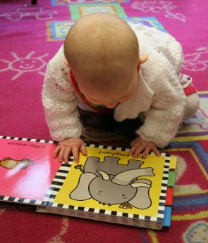 Books for Babies Project