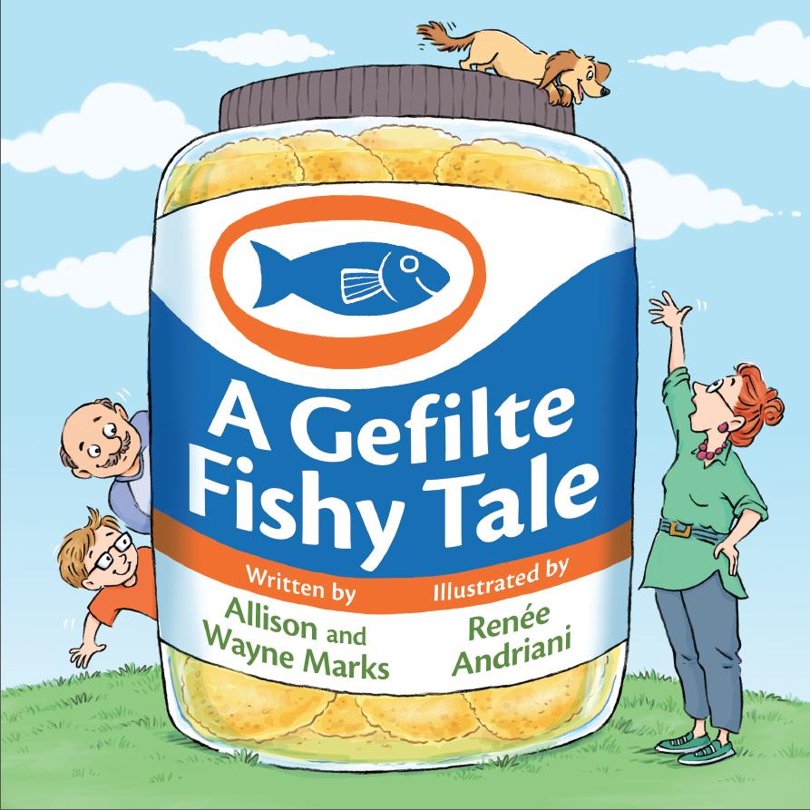 A Gelfilte Fishy Tale