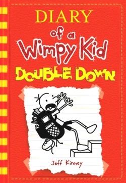 Global Tour to Continue For Release of Book 11, Diary of a Wimpy Kid: Double Down
