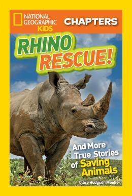National Geographic Kids Chapters: Rhino Rescue