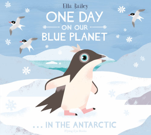 One Day on our Blue Planet… in the Antarctic