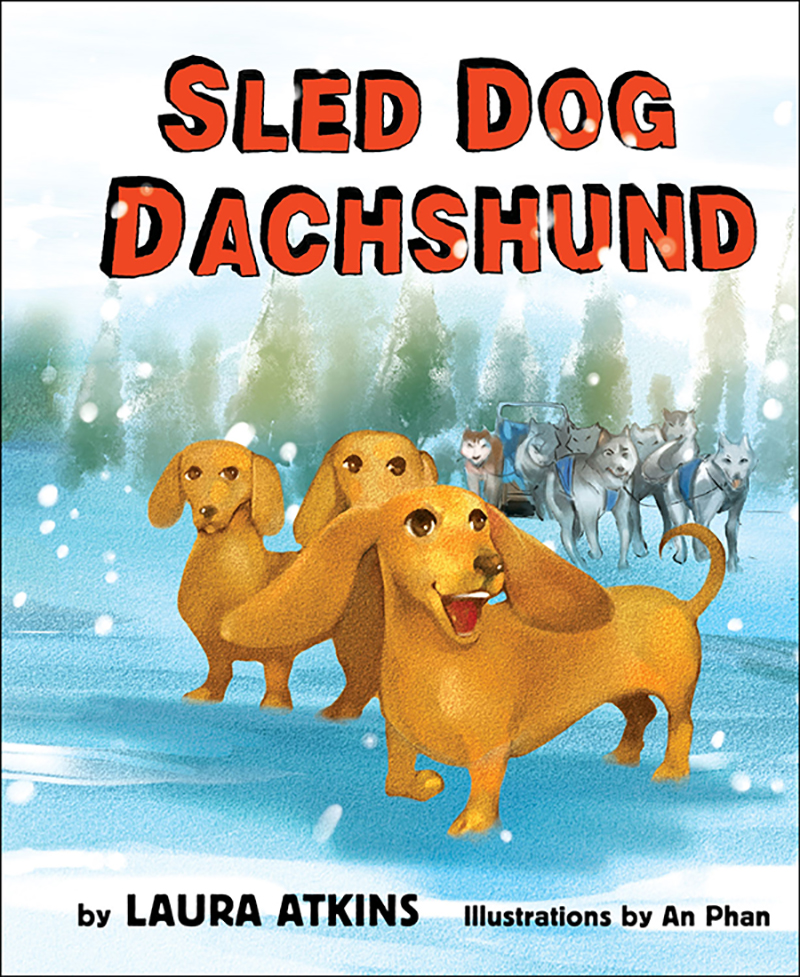 Sled Dog Dachshund