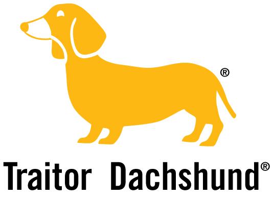 Traitor Dachshund imprint of Minted Prose LLC