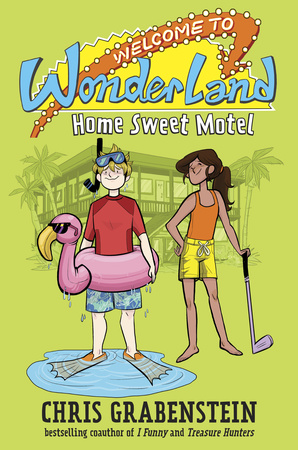 Welcome to Wonderland #1: Home Sweet Motel
