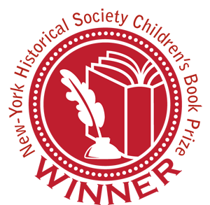 Submissions Open for the New-York Historical Society Children's History Book Prize
