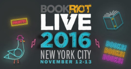 Book Riot Live 2016