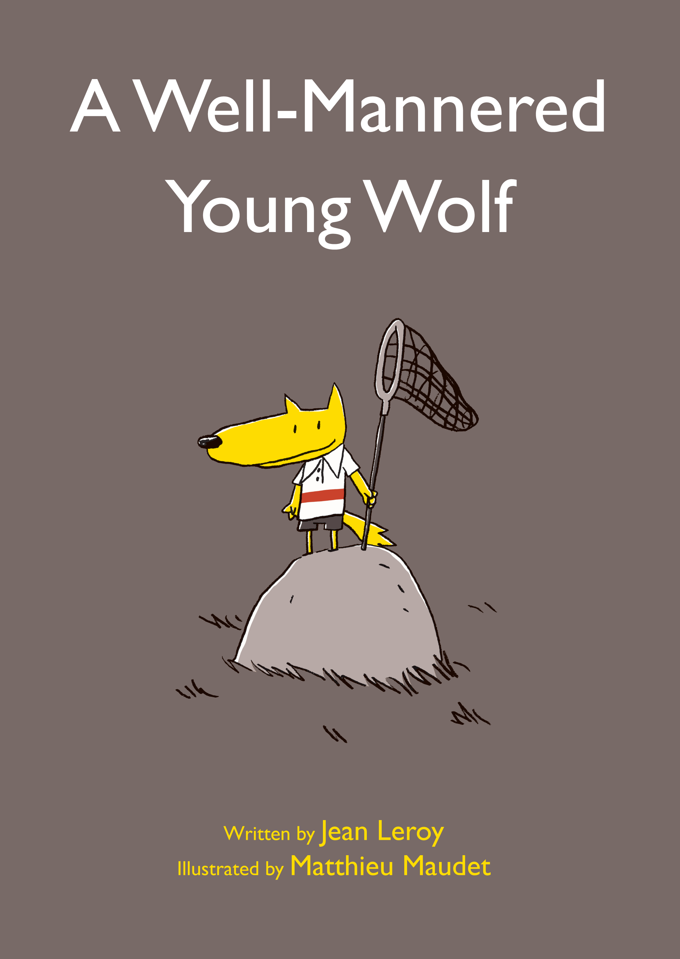 A Well-Mannered Young Wolf