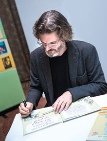 Best-selling Children's Author Mo Willems to Match Donations to First Book Up to $50,000