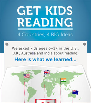 International Literacy Day: Get Kids Reading with Four Big Ideas from Four Countries